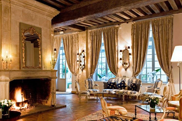 Grand Salon - Hotel d'Aubusson - Paris