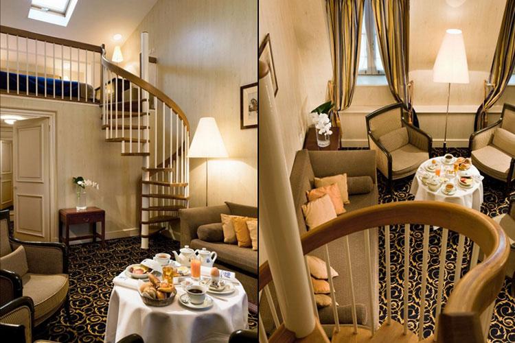 Duplex Loft - Hotel d'Aubusson - Paris