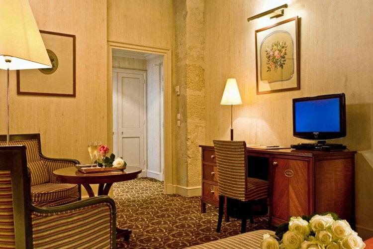 Junior Suite - Hotel d'Aubusson - Paris