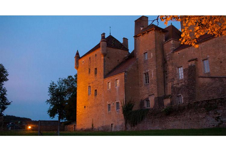 Exteriors - Château de Pierreclos - Pierreclos