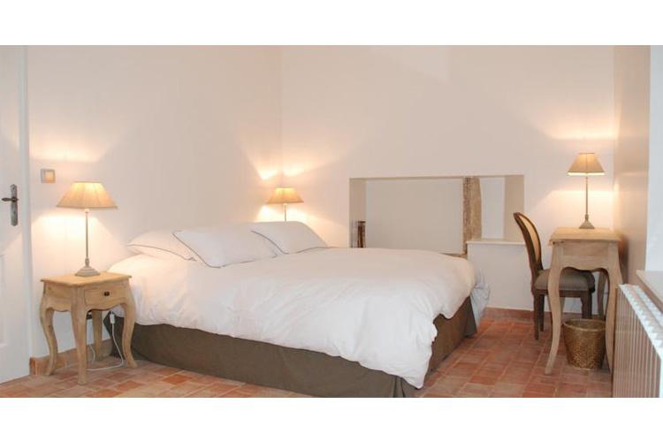 Anne & Jean Room - Château de Pierreclos - Pierreclos