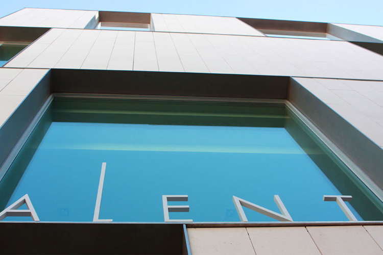 Facade - Alenti Sitges Hotel & Restaurant - Sitges