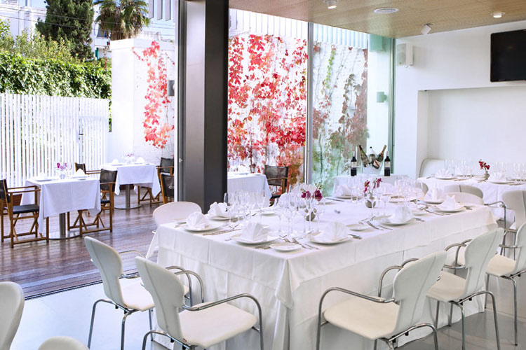 Restaurant - Alenti Sitges Hotel & Restaurant - Sitges