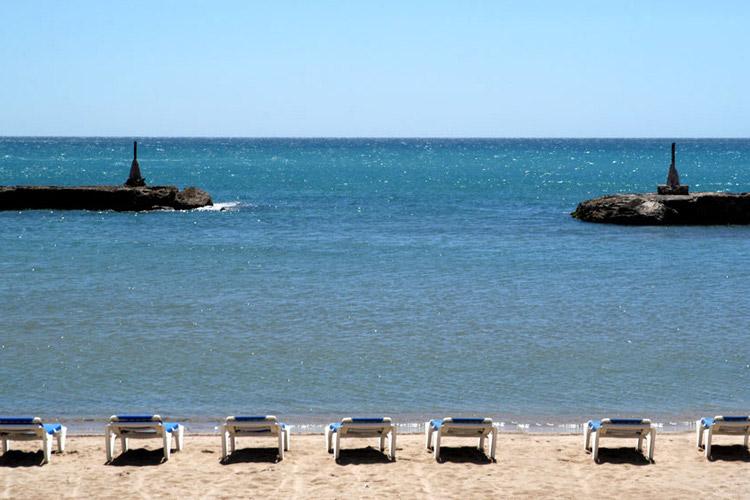 Beach of Sitges - Alenti Sitges Hotel & Restaurant - Sitges