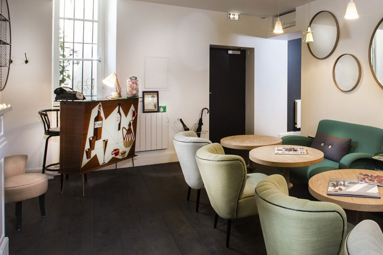 Common Areas - 1er Etage - Paris
