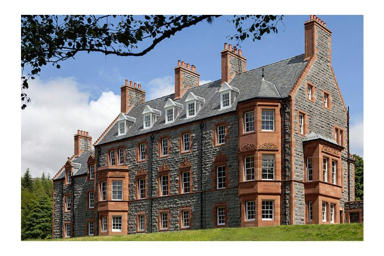 Glencoe house a boutique hotel in scotland for Small great hotels