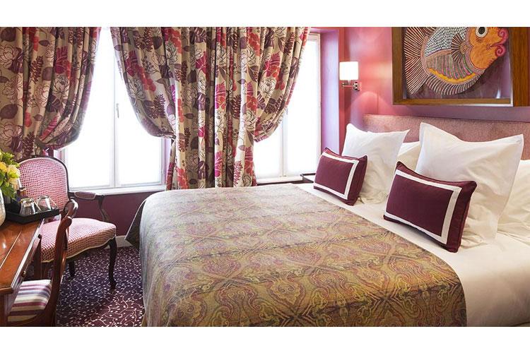 Superior Double Room - Le Relais des Halles - Paris