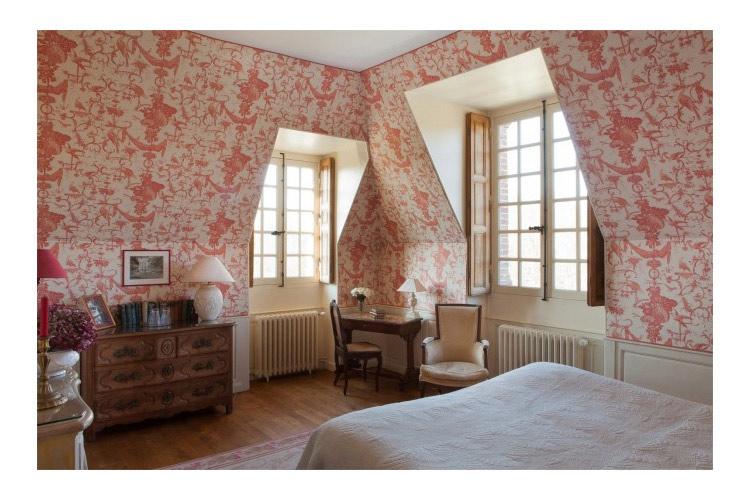 Freres Montgolfier Comfort Room - Château de Bourron - Bourron-Marlotte