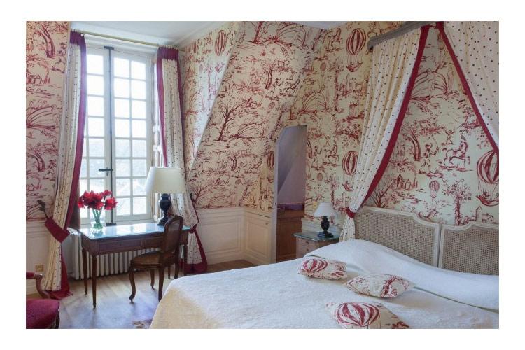 Petit Roi de Rome Superior Room - Château de Bourron - Bourron-Marlotte