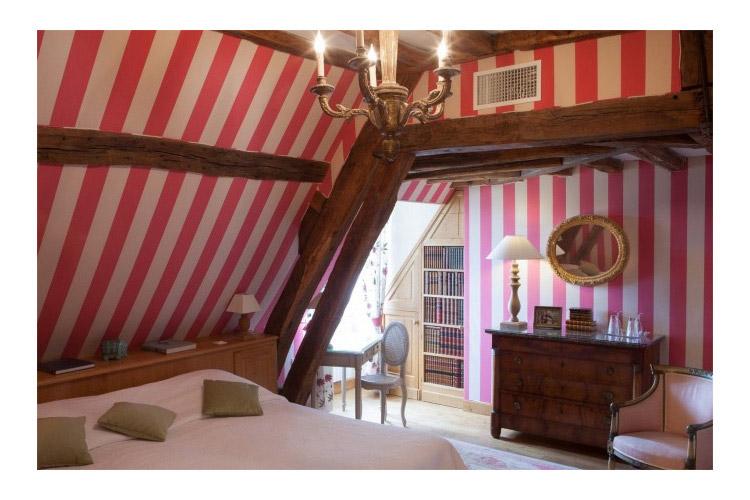 Vogue Superior Room - Château de Bourron - Bourron-Marlotte