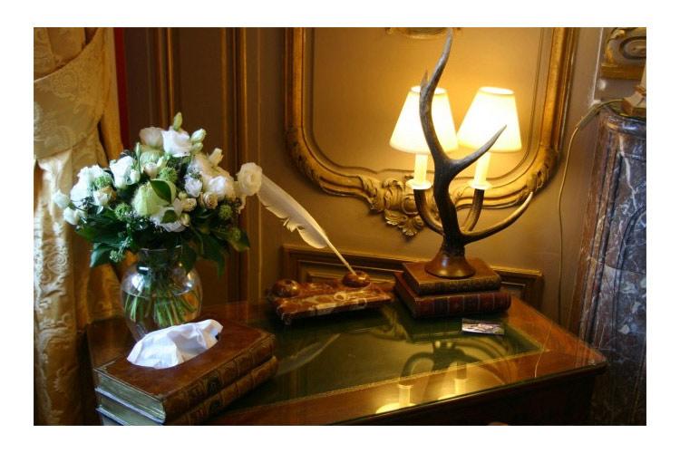 Recamier Prestige Room - Château de Bourron - Bourron-Marlotte