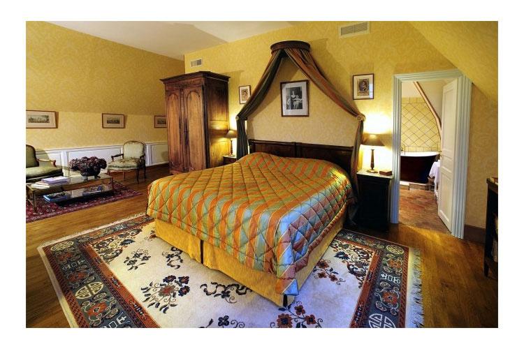 Suite Cordon Prestige Room - Château de Bourron - Bourron-Marlotte