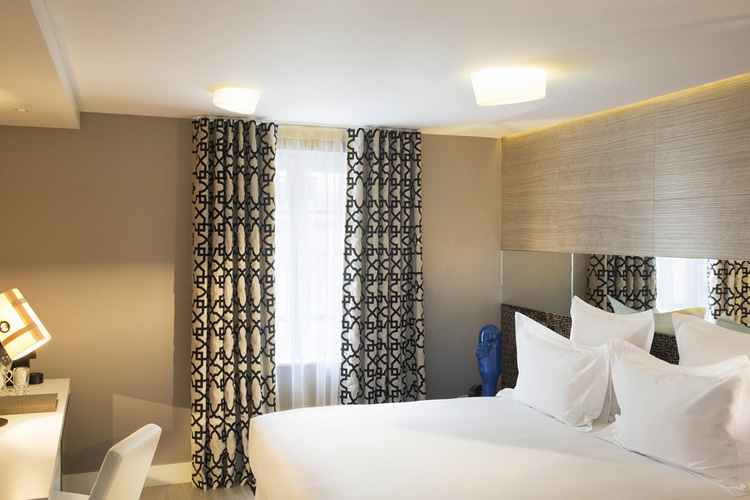 Alan Smithee Classic Chic Room - Hotel Dupond Smith - Paris