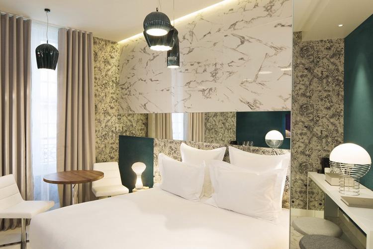 Mr Mojo Risin Superior Room - Hotel Dupond Smith - Paris
