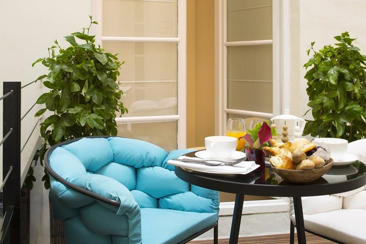 Saint Leger Leger Private Suite - Hotel Dupond Smith - Paris