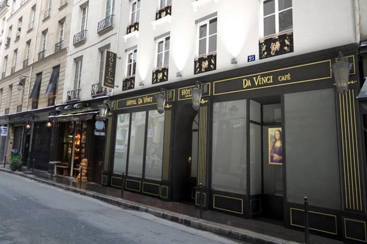 Rooms: Hotel Da Vinci, A Boutique Hotel In Paris