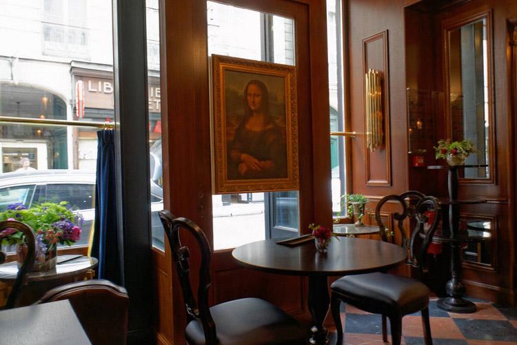 Cafe Da Vinci - Hotel da Vinci - Paris