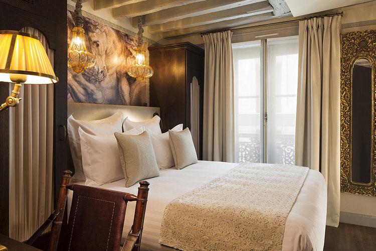 Inspiration Room - Hotel da Vinci - Paris