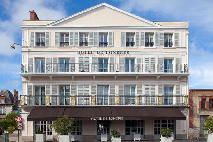 Hotel de londres ein boutiquehotel in fontainebleau for Boutique hotel fontainebleau