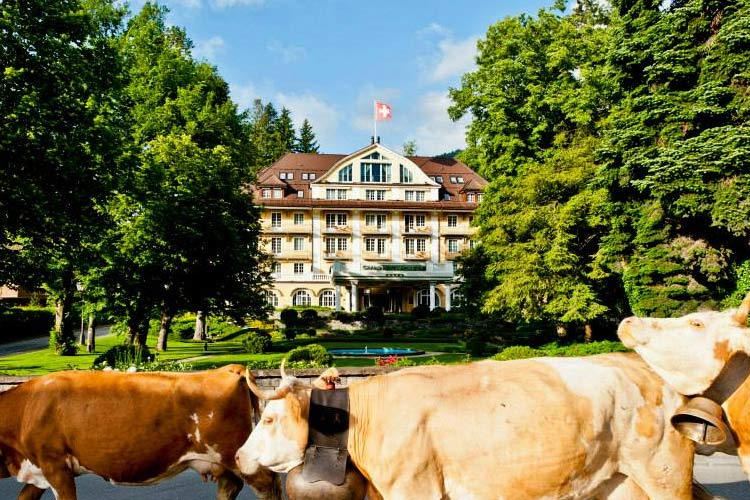 General View - Le Grand Bellevue - Gstaad