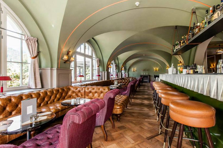 Bar - Le Grand Bellevue - Gstaad