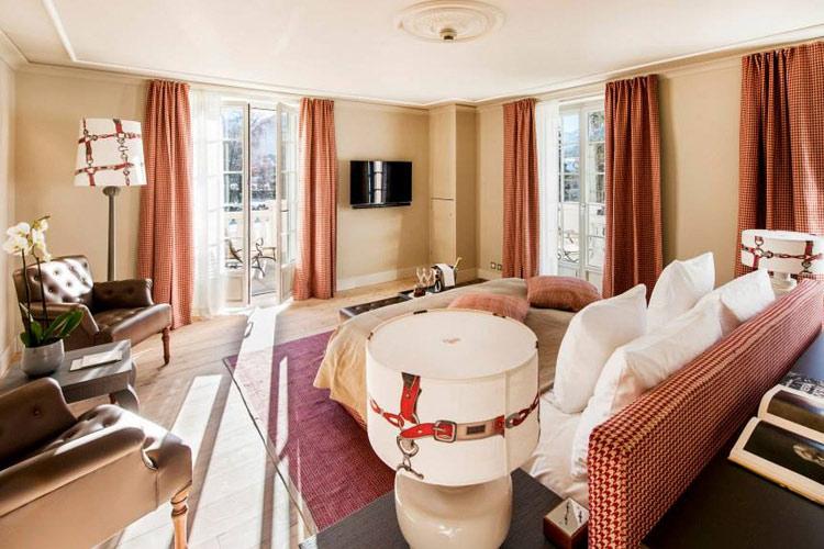 Deluxe Chic Room - Le Grand Bellevue - Gstaad