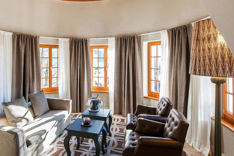 Tower Suite - Le Grand Bellevue - Gstaad