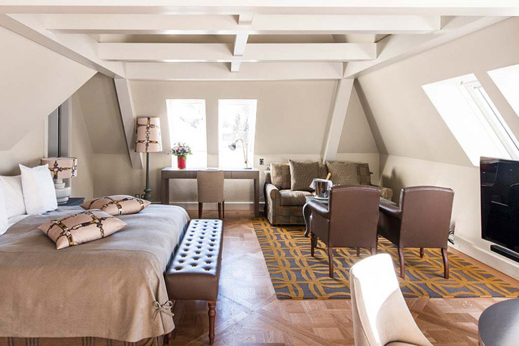 Suite Le Grand Bellevue - Le Grand Bellevue - Gstaad