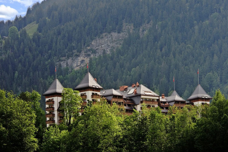 The View - The Alpina Gstaad - Gstaad
