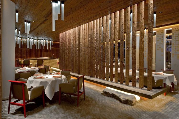 Megu Restaurant - The Alpina Gstaad - Gstaad
