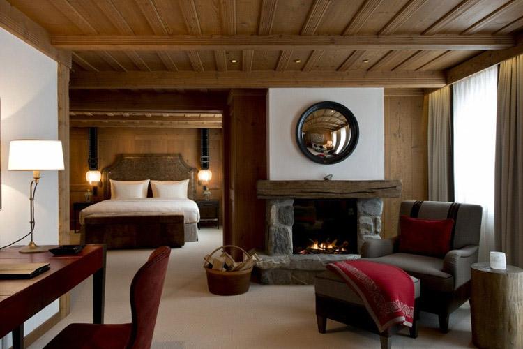 Junior Suites - The Alpina Gstaad - Gstaad