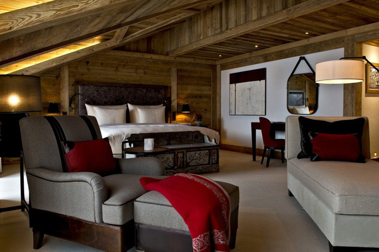 Deluxe Suites - The Alpina Gstaad - Gstaad