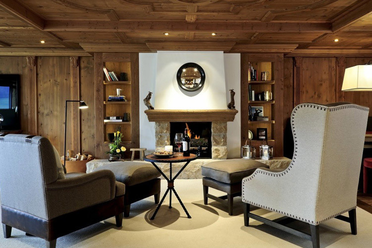 Grand Luxe Suites - The Alpina Gstaad - Gstaad