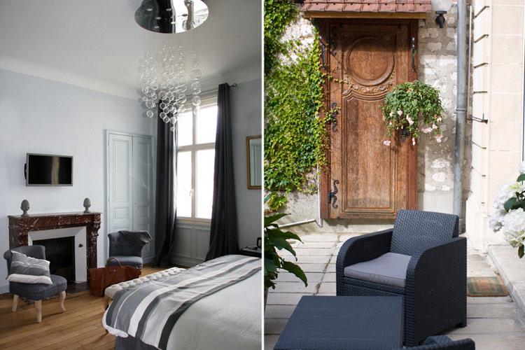 La demeure des sacres ein boutiquehotel in reims for Boutique hotel reims