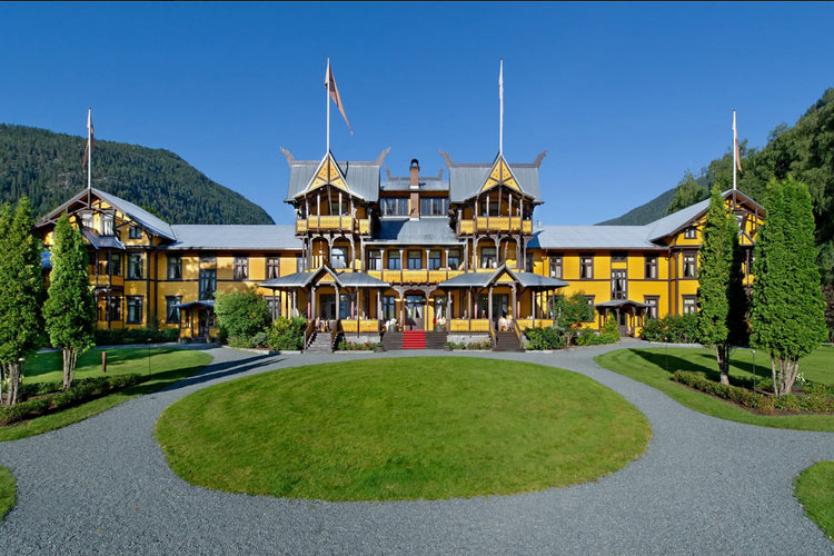 Dalen Hotel A Boutique Hotel In Norway
