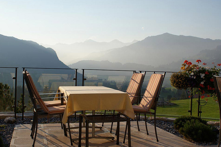 Exterior - Hotel le Grand Chalet - Gstaad