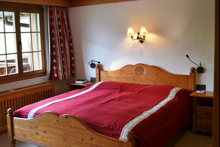Standard Room - Hotel le Grand Chalet - Gstaad