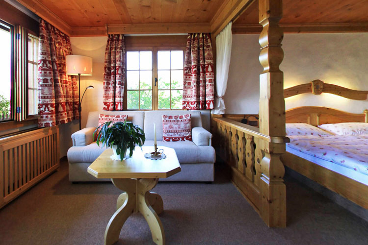 Junior Suite - Hotel le Grand Chalet - Gstaad