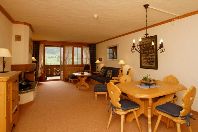 Suite - Hotel le Grand Chalet - Gstaad