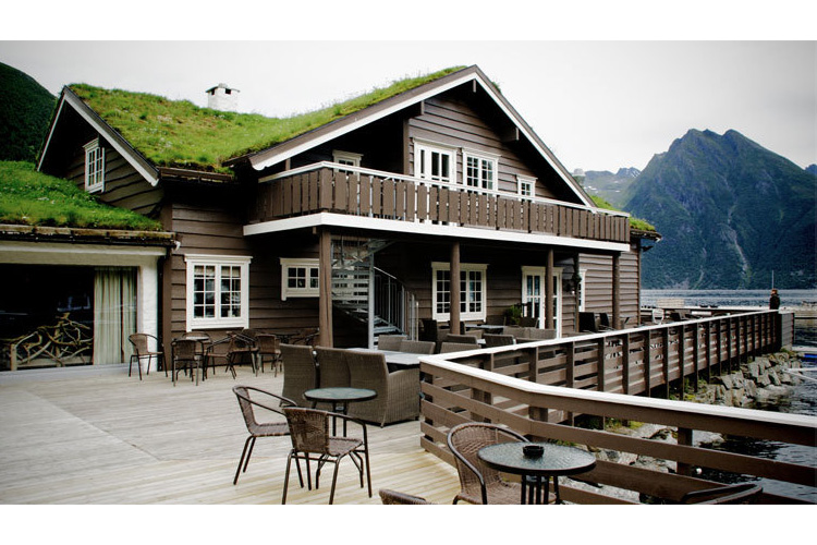 Sagafjord hotel a boutique hotel in norway for Great small hotels