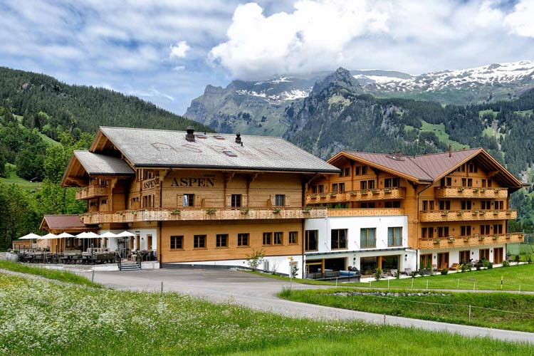 Grindelwald hotels luxury 2018 world 39 s best hotels for Great small hotels
