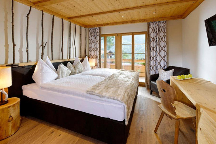Double Deluxe Room - Aspen Alpine Lifestyle Hotel - Grindelwald