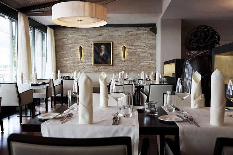 Restaurant - Schloss Hünigen - Konolfingen
