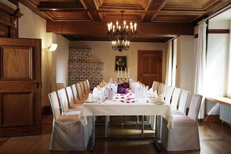 Banquet - Schloss Hünigen - Konolfingen