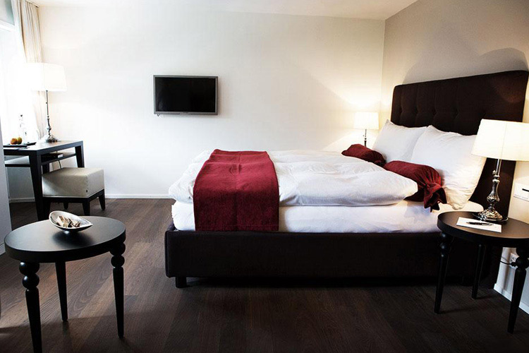 Double Room - Schloss Hünigen - Konolfingen