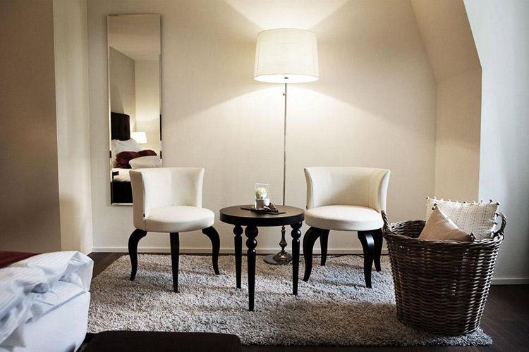 Double Room Superior - Schloss Hünigen - Konolfingen