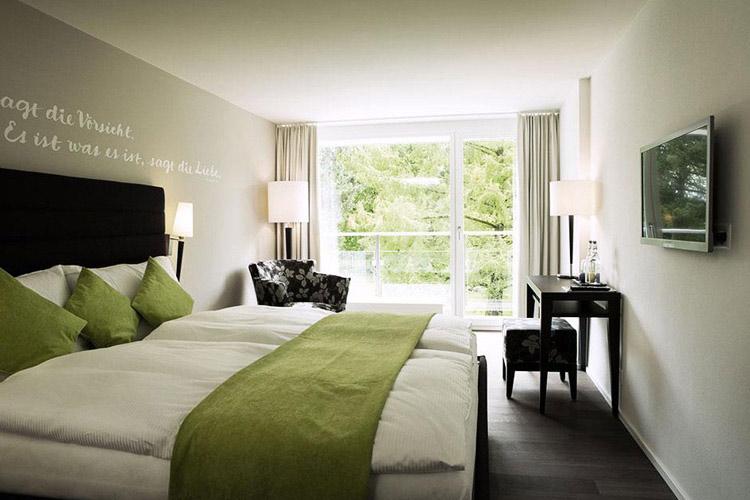 Double Room Superior Modern - Schloss Hünigen - Konolfingen