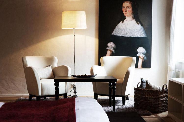 Junior Suite Historic - Schloss Hünigen - Konolfingen