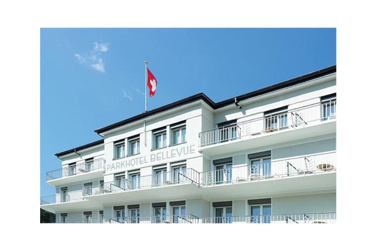Facade - Bellevue Parkhotel & Spa - Adelboden