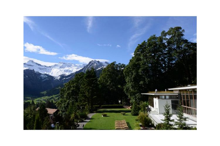 Exterior - Bellevue Parkhotel & Spa - Adelboden